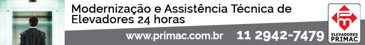 Primac Elevadores - 728x90
